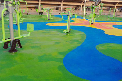 parques biosaludables de parques infantiles de colombia